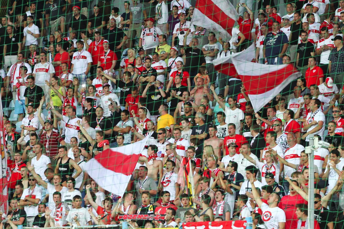 VfB: Sorglos in die Krise. Bild: Lario Tus / Shutterstock.com