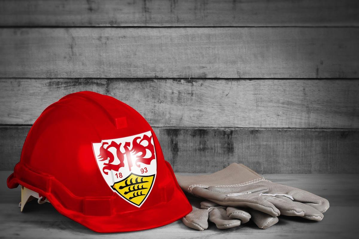 Baustelle VfB Stuttgart