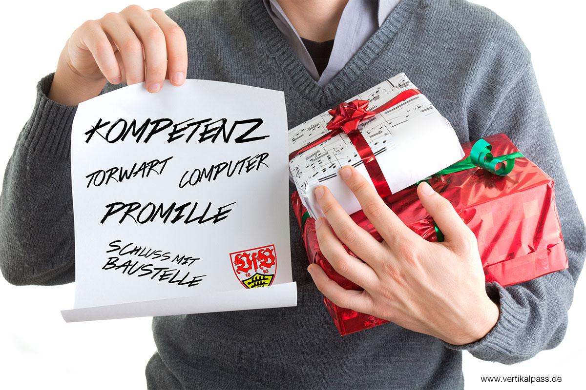 Wunschzettel VfB Stuttgart
