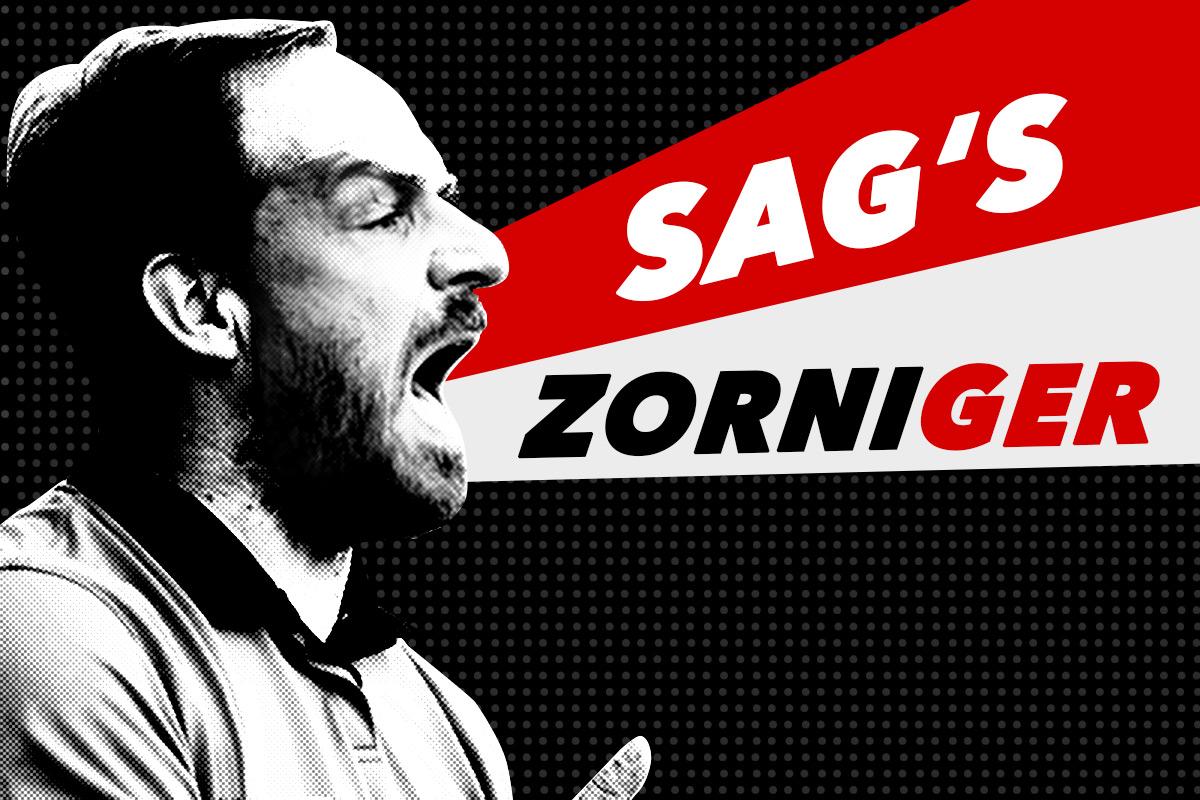 Sag's Zorniger