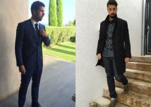 Sami Khedira macht in jedem Outfit eine gute Figur.