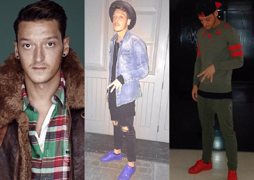 Man kann sagen: Mesut Özil ist wandlungsfähig. Oder aber: Er hat seinen Stil noch nicht gefunden.