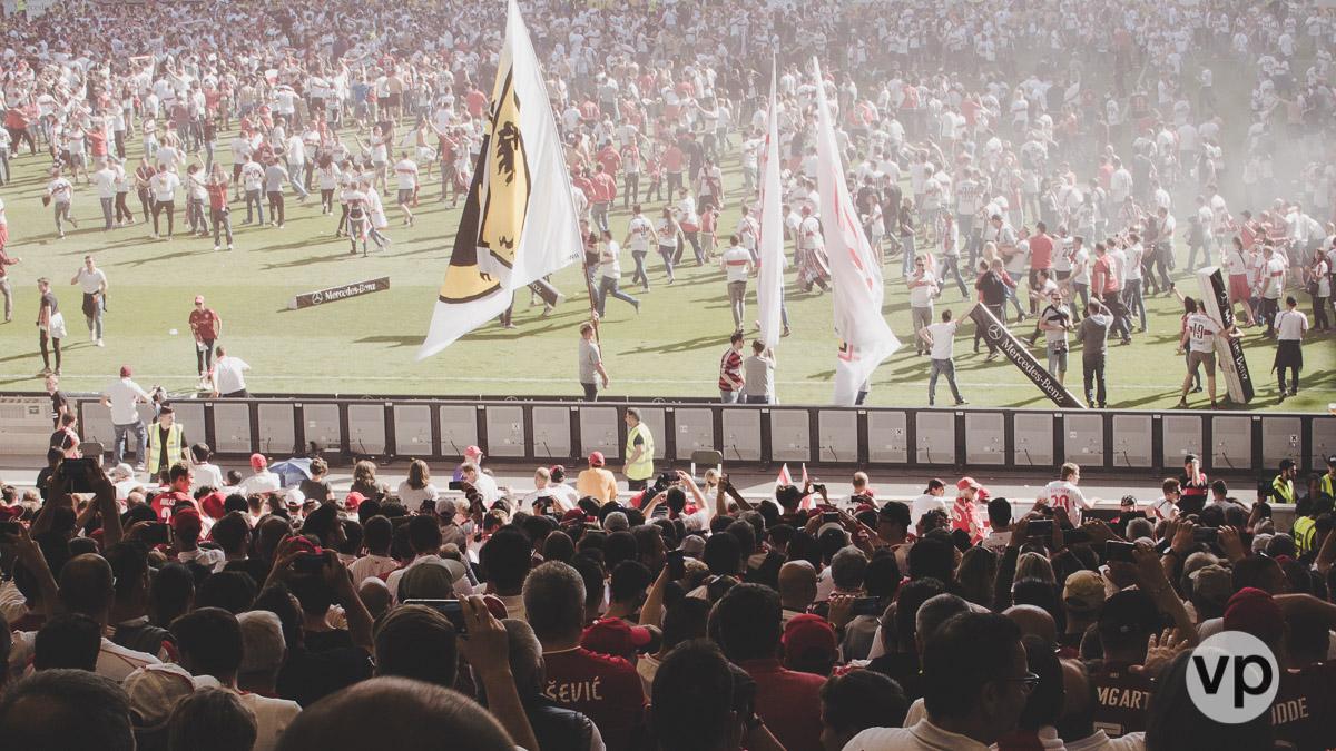VfB Stuttgart Aufstieg 2017