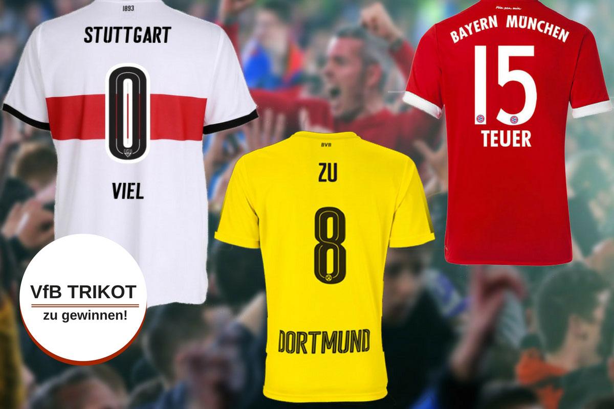 802292148231 Der Liga teure Kleider  Der große Bundesliga-Trikot-Check - Vertikalpass