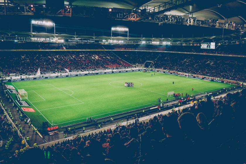 Der VfB Stuttgart im Dezember 2018
